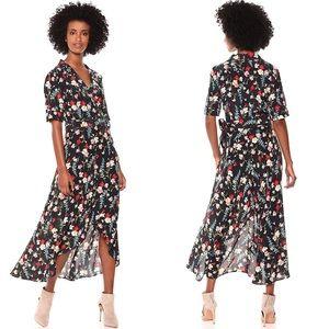 Equipment | Imogene Dress in Eclipse Multi Floral